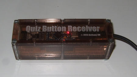 Receiver in box